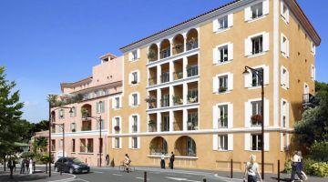 Programme Neuf Villa Marina Port-de-Bouc