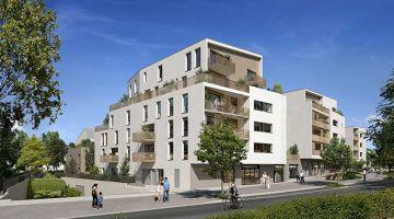 Programme Neuf Jardins Lavalette Caen