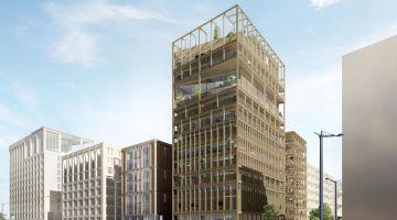 Programme Neuf L'Autre Rive -- Appartements de Prestige Bordeaux