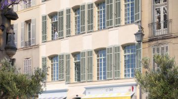 Programme Neuf RUE D'ITALIE Aix-en-Provence