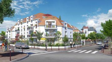 Programme Neuf Villa Jaguin Créteil