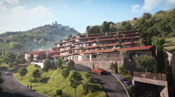 Programme Neuf Les Terrasses Impériales Collioure