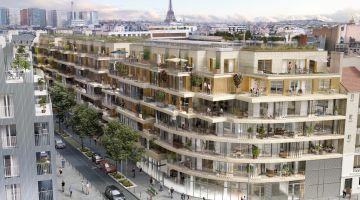 Programme Neuf ATELIERS VAUGIRARD - CHAPITRE II Paris 15ème