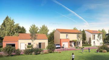 Programme Neuf Les Jardins des Deux Chênes Mondonville