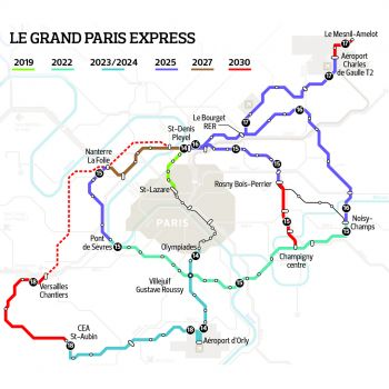 Grand Paris Express : Il est bien là !