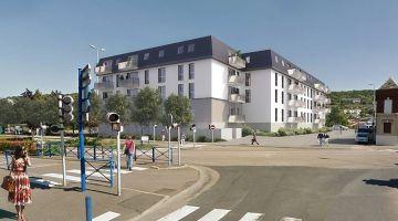 Programme Neuf L'Etoffe du Cailly Déville-lès-Rouen