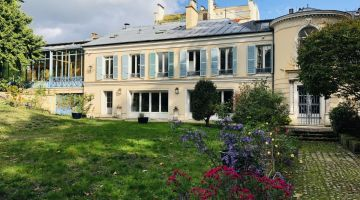 Programme Neuf Pavillon Montesquiou Versailles