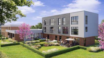 Programme Neuf Le Domaine d'Hestia - Villa Athéna Saint-André-lez-Lille