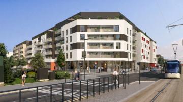 Programme Neuf Les Balcons d'Opaline Pierrefitte-sur-Seine