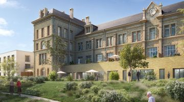 Programme Neuf Les Jardins d'Arcadie Charleville-Mézières
