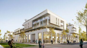 Programme Neuf NOVA PARK Montpellier
