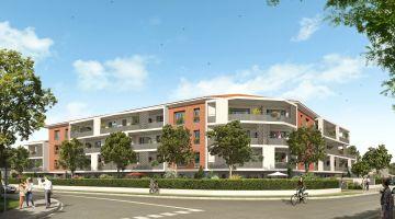 Programme Neuf Villa Garance Castanet-Tolosan