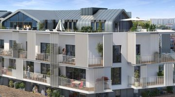 Programme Neuf RESIDENCE LES BELLES RIVES Toulouse