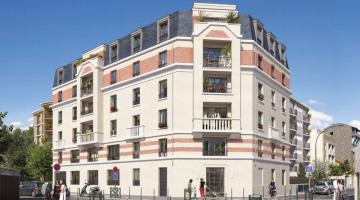 Programme Neuf Villa des Arts Asnières-sur-Seine