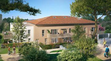 Programme Neuf DOMAINE DES GRANDS PINS Villeneuve-lès-Avignon