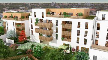 Programme Neuf Les Villas Garance Saint-Herblain