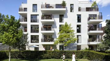 Programme Neuf Villa Rossays Épinay-sur-Orge
