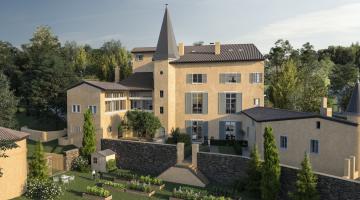 Programme Neuf CHATEAU BEL AIR Albigny-sur-Saône