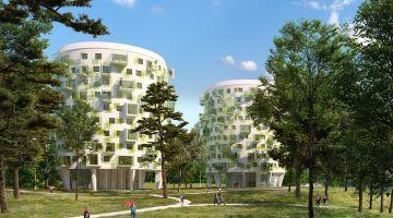 Programme Neuf Parc de Fontbelleau Lormont
