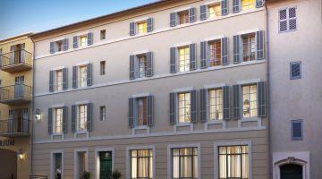 Programme Neuf LES HAUTS DE MIRABEAU Aix-en-Provence