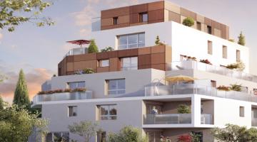 Programme Neuf Natur' Aiguelongue Montpellier