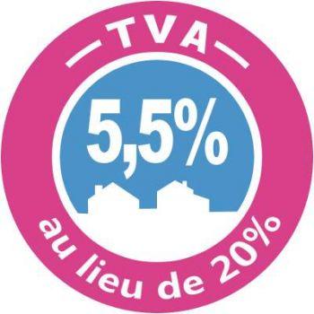 TVA Réduite pour le neuf