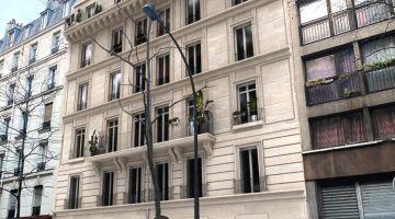 Programme Neuf 200 rue de Crimée Paris 19ème