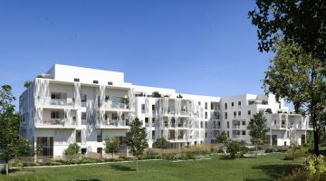 Programme Neuf JARDIN DE L'AVIATEUR Marseille 9ème