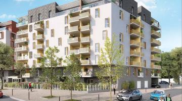 Programme Neuf Esquisse Montpellier