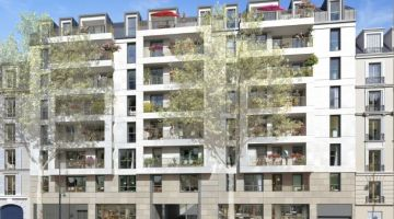 Programme Neuf RESIDENCE PRIVILEGES Clichy