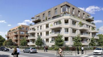 Programme Neuf Les Terrasses Bel Air Colombes