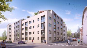 Programme Neuf Espace Milliat Bourg-en-Bresse