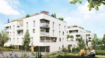 Programme Neuf La Marelle Mont-Saint-Aignan