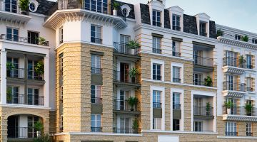 Programme Neuf Villa Carnot Clamart