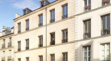 Programme Neuf PASSAGE DE L ORANGERIE Versailles