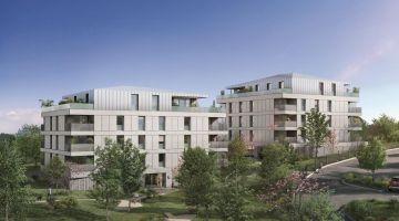 Programme Neuf LES JARDINS DE POUVOURVILLE Toulouse