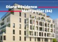 Programme Neuf Diane Résidence Montpellier